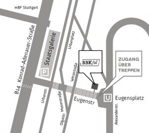 BBK Eugenstraße 17, Stuttgart