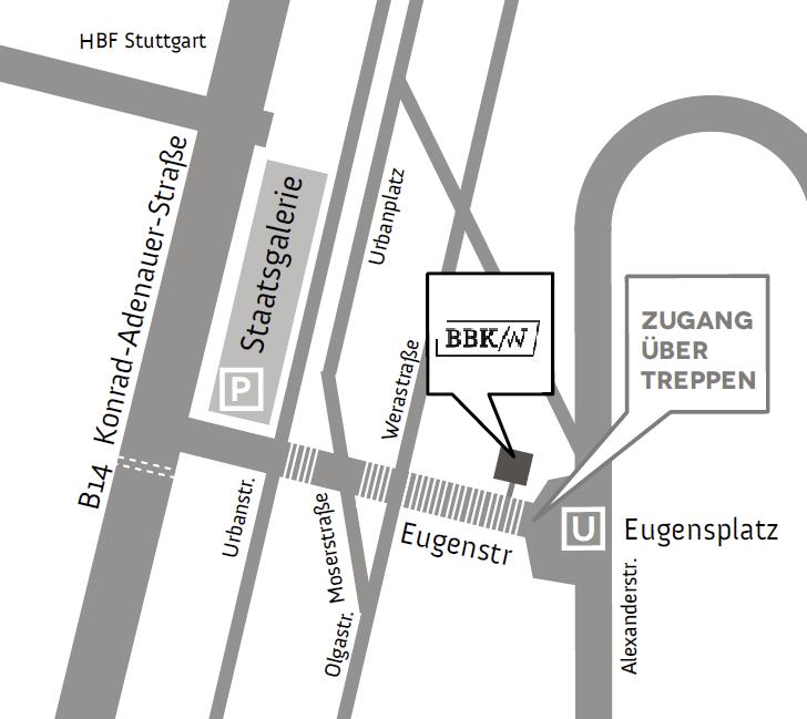 BBK/W Eugenstraße 17, Stuttgart