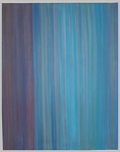 o.T. Öl/LW 40 x 30 cm, Elke Lang-Müller