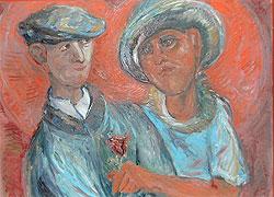 Paar, Dorothee Nestel