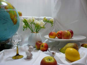 LIFE STILL LIFE Nr2 Photo copyright Sabine Sulz