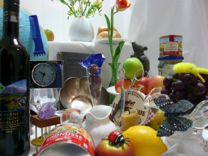 LIVE STILL LIFE Nr6 Photo copyright Sabine Sulz