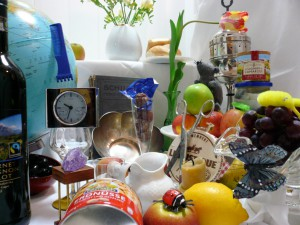 LIVE STILL LIFE Nr7 Photo copyright Sabine Sulz