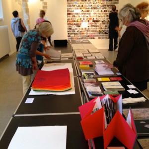 Foto: Susan Tauss Kunstbuchwochen im BBK