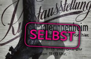SELBST Gruppenausstellung BBK 2015