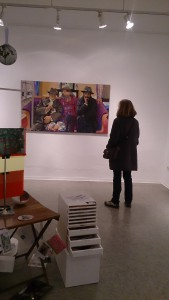 Ausstellung SELBST, Impression