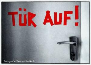 """""""Tür auf!"""" Offene Ateliers, BBK"""