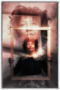 Yvonne Rudisch, Madonna #2 Fine Art Print auf Hahnemühle Papier 1/ 10+2 20x28 cm gerahmt 30x40cm