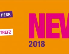 NEW! 2018 – Neue Mitglieder stellen sich vor