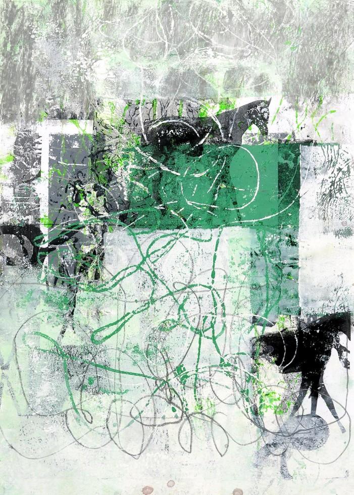 Christine Bender JUNGES-GLUECK-AUF GRUENER WEIDE 2011