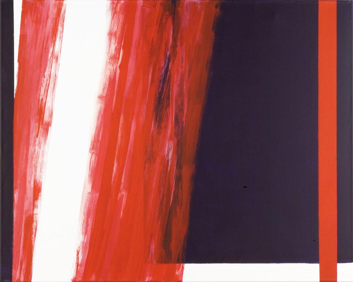 DAS ERSTE MORGENROT, Technik: Acryl auf Leinwand, Entstehungsjahr: 2010, Größe: 80 cm x 100 cm, Preis: 1200 Euro